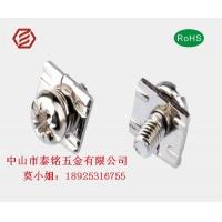 不锈钢组合螺丝 不锈钢盘头组合螺丝 GB/T907
