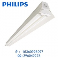 飞利浦18W电子支架带应急电源TMS018_218带反光罩
