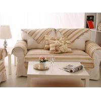 现代中式沙发垫布艺纯棉双面四季通用全棉沙发巾