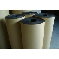 自粘胶橡塑保温板 橡塑不干胶板 橡塑背胶