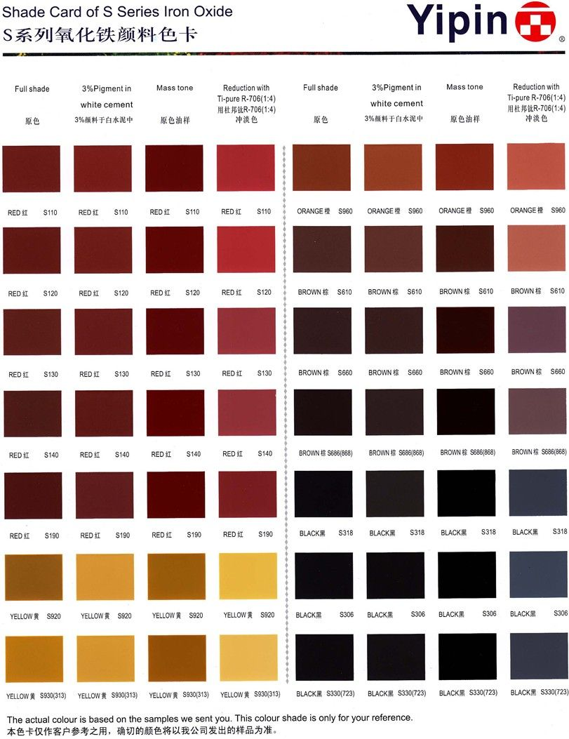 颜料元素矢量图