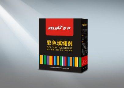 客林瓷砖彩色填缝剂2kg【瓷砖石材间接缝,抗菌防霉固化防水】