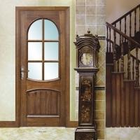 百木之家-阳光玻璃木门
