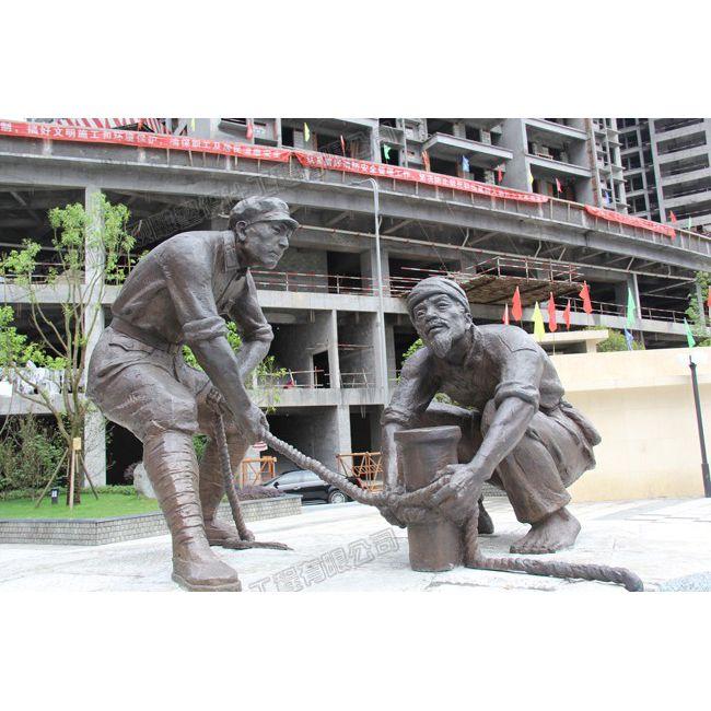 云南红军雕塑/云南雕塑工厂/云南雕塑公司