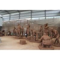 大型红军雕塑图片/重庆大型雕塑公司/重庆雕塑