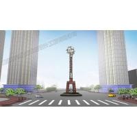山西广场城市雕塑制作/山西大型标志性雕塑设计/陕西雕塑