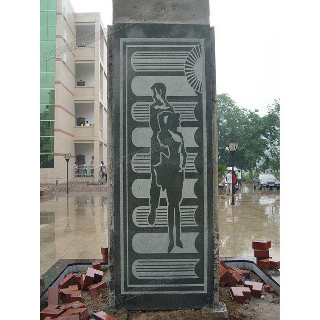 陕西校园雕塑/陕西石雕工厂/云南雕塑