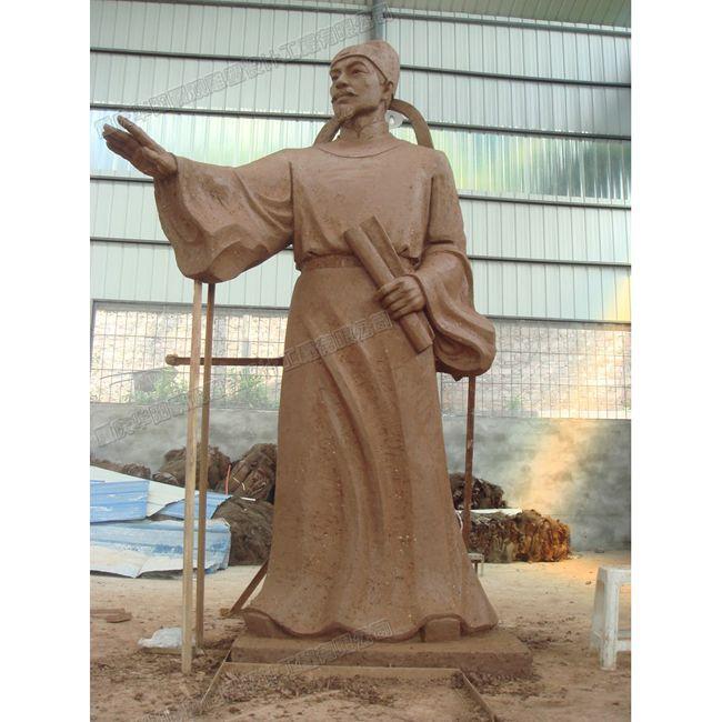 重庆人物雕塑制作工厂/重庆大型人物雕塑公司/重庆雕塑