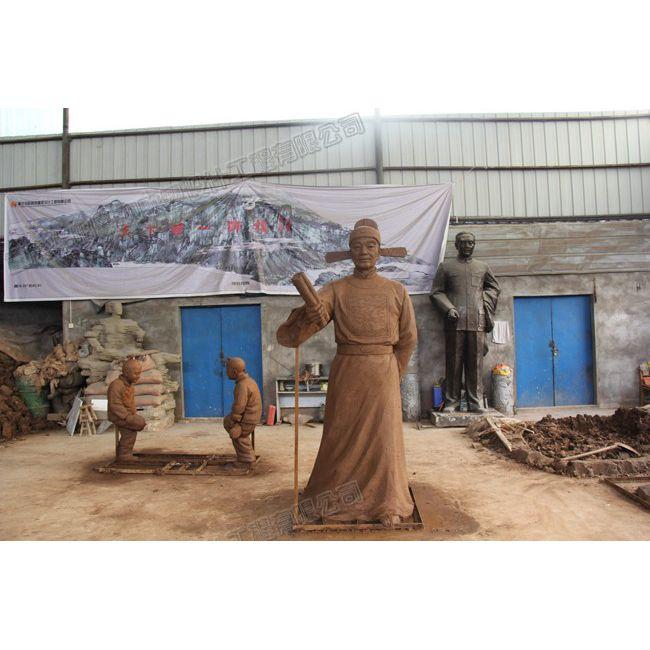 公园人物雕塑/贵州人物雕塑厂家/贵州雕塑