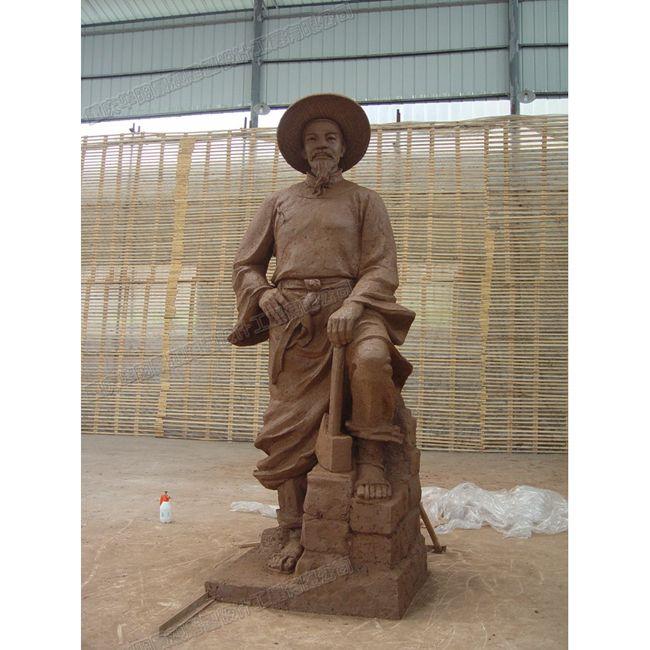 人物雕塑制作厂家/贵州名人雕塑制作工厂/贵州雕塑