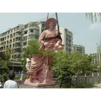 花岗岩人物雕塑制作/贵州雕塑厂家/贵州雕塑