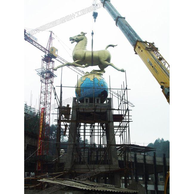 贵州马踏飞燕雕塑/贵州雕塑工厂/贵州雕塑公司