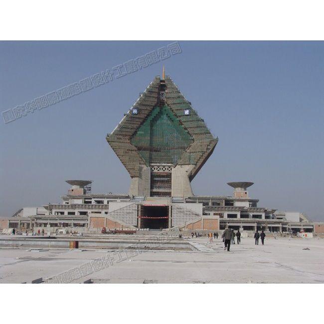 陕西法门寺雕塑设计/陕西景观雕塑/陕西雕塑