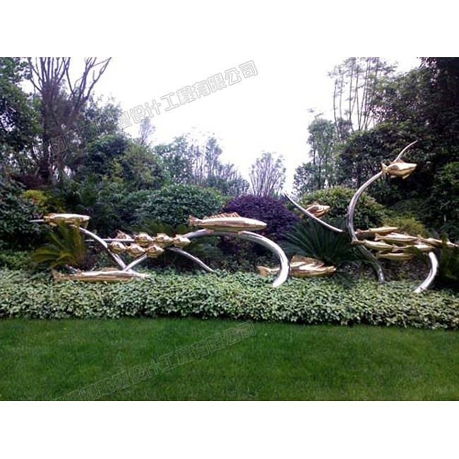 小区景观雕塑/云南景观雕塑公司/云南雕塑