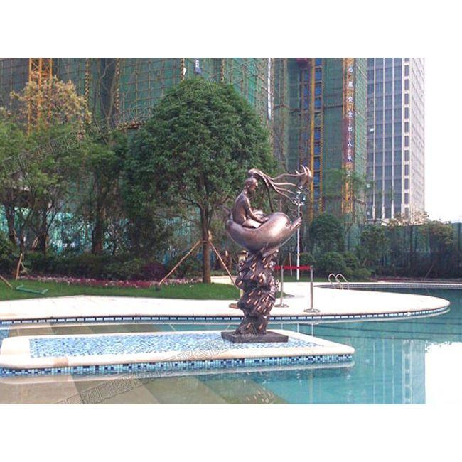 贵州景观雕塑/贵州小区雕塑设计/贵州雕塑公司
