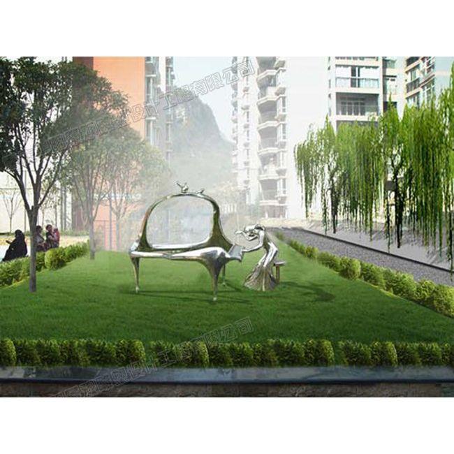 小区景观雕塑 四川景观雕塑