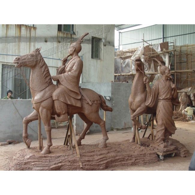 陕西公园雕塑/陕西景观雕塑公司/陕西雕塑