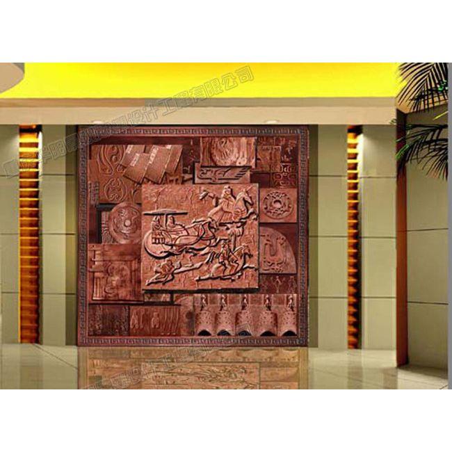 装饰性浮雕壁画/重庆室内浮雕壁画/重庆雕塑设计公司