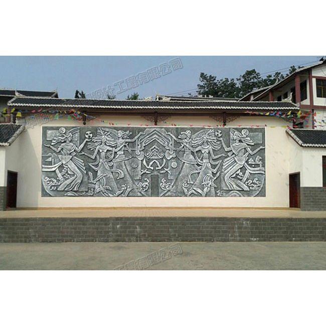 贵州浮雕壁画公司/贵州玻璃钢浮雕壁画/贵州雕塑公司