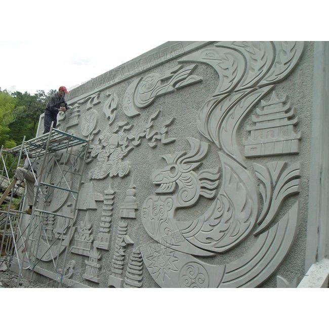 陕西浮雕壁画公司/陕西装饰性浮雕制作/陕西雕塑
