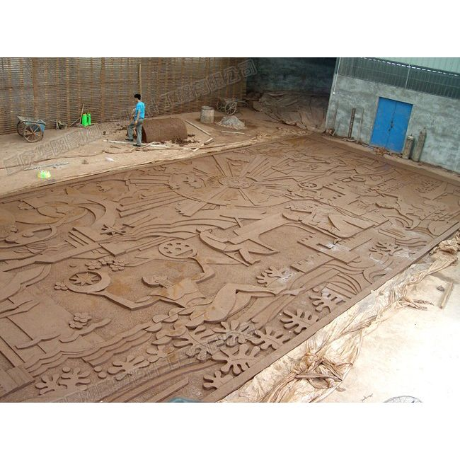贵州浮雕壁画公司/贵州浮雕壁画制作/贵州景区雕塑
