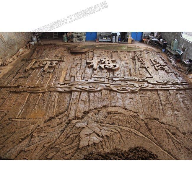 重庆浮雕壁画/重庆云阳廊桥浮雕壁画/重庆景区雕塑