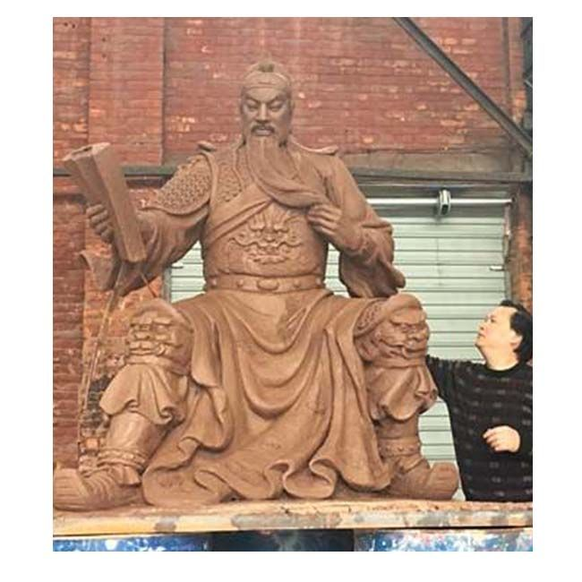 关羽雕塑/关公雕塑/关羽人物雕像/关羽雕塑价格
