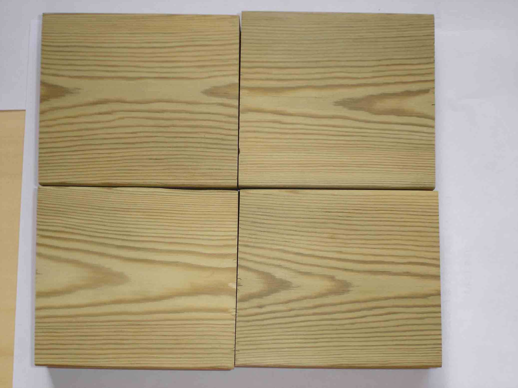 防腐木材的特性