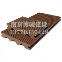 140*23.5木塑三拱板生态木户外地板-南京博骏建筑科技