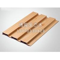 204亮光松木大长城-生态木价格-博骏建筑科技