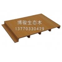 300集成板-生态木内外墙板-南京博骏建筑科技