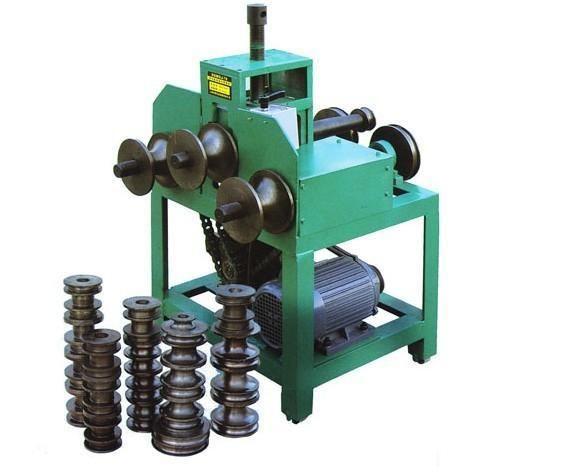 手动液压弯管机 电动液压弯管机图片