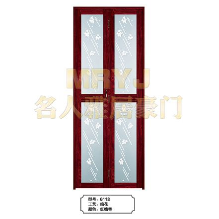 名人雅居豪门-豪华小折叠门系列