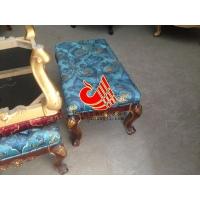 杭州商务宾馆床尾塌  换鞋凳  酒店套房琴凳款式