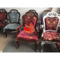 成都商务酒吧木椅子/ /咖啡厅单人沙发椅/会议室配套椅子供应