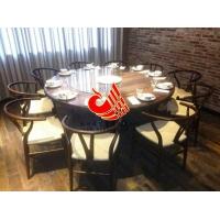 湖州酒吧餐厅包厢餐桌椅,新中式餐桌椅配套,音乐餐厅桌椅批发