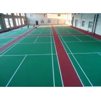 运动天津地胶 运动场馆铺设地胶