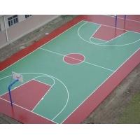 篮球场地地胶  室内篮球场地板  运动地板