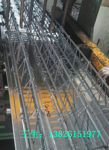 广东厂家q235材质TD6-150系列钢筋桁架楼承板