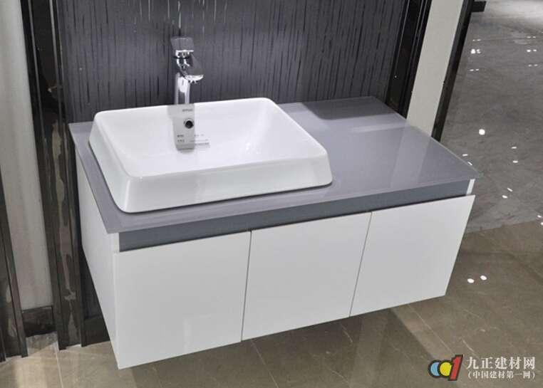 花岗岩浴室柜台面