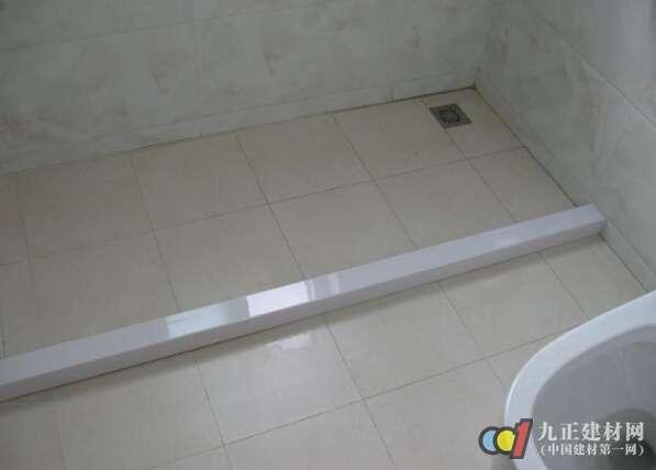 淋浴房挡水条