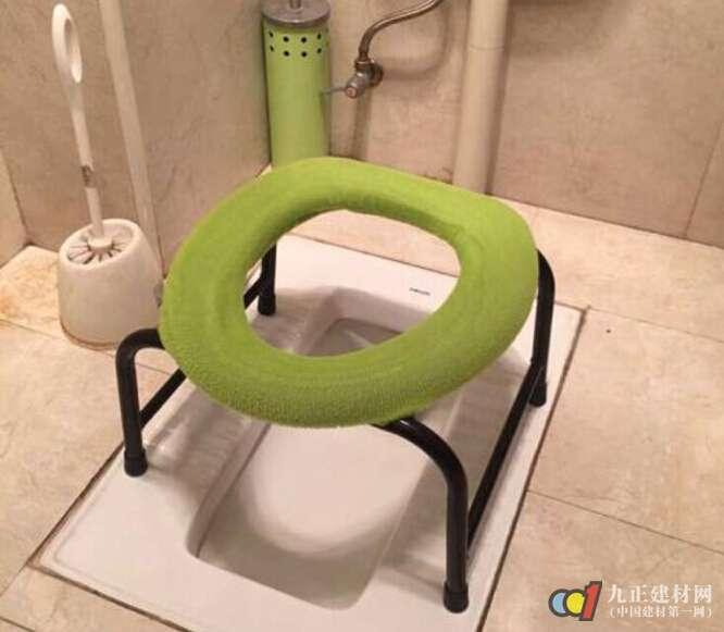 老人用的简式坐便器