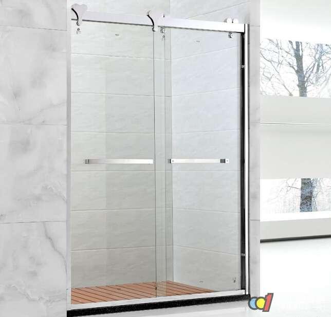 淋浴房玻璃门