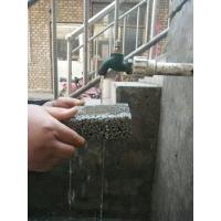 透水混凝土(透水砼)增强剂(胶结剂)太原好望角建材