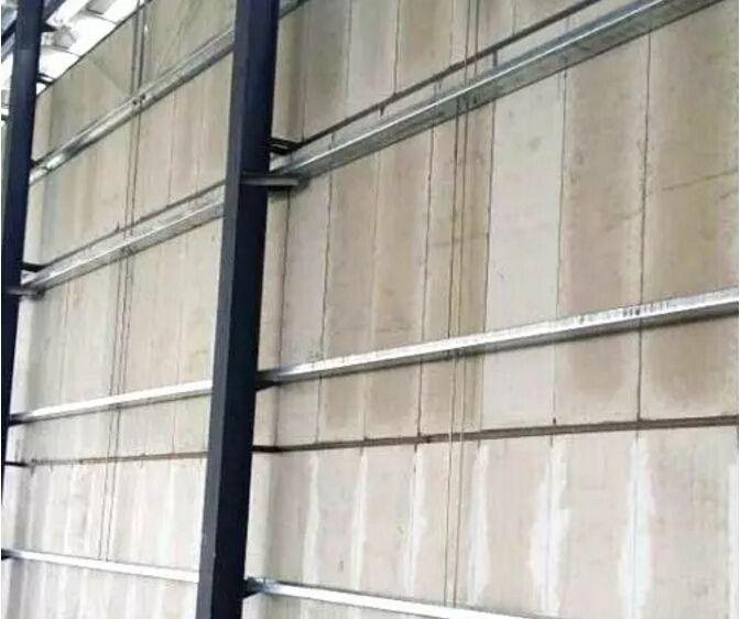 南京轻质隔墙板与钢结构结合才是潮流