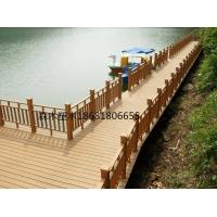 陕西木塑地板西安木塑地板厂家陕西西安塑木哪里有?