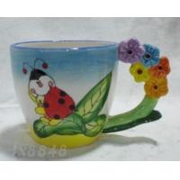 卡通礼品杯定制 陶瓷杯批发