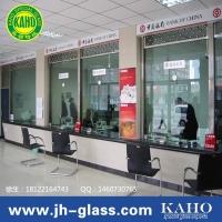 农业银行防弹玻璃