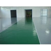 商业水磨石地坪翻新处理 地面施工防腐地坪 耐化学溶剂 耐冲压