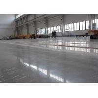 镜面水磨石地坪 密封固化剂施工耐磨无尘车间工厂地面翻新处理